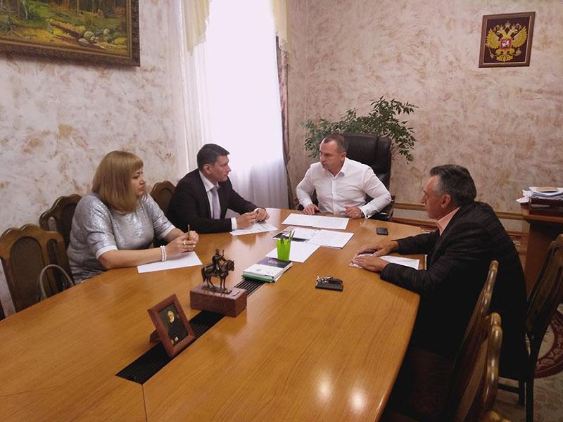 Совещание по вопросу реализации региональной модели оказания паллиативной помощи в Орловской области